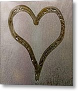 Cold Heart Metal Print