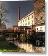 Coldharbour Mill Metal Print