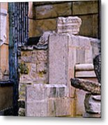 Collection Of Artifacts Number 1 Metal Print