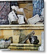 Collection Of Artifacts Number 2 Metal Print
