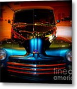 Collector Car Metal Print