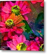 Color 110 Metal Print
