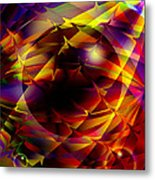Color Design  Metal Print by Anthony Caruso