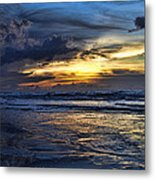 Color Of Light V3 Metal Print