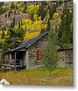 Colorado Autumn Metal Print