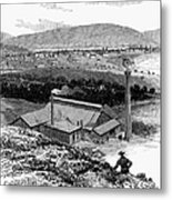 Colorado: Durango, 1883 Metal Print