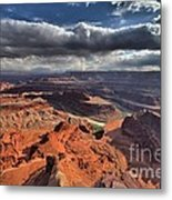 Colorado In The Distance Metal Print