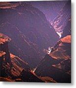 Colorado River II Metal Print