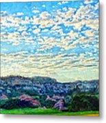 Colorado Skies 1 Metal Print