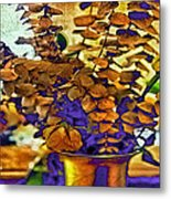 Colored Memories Metal Print