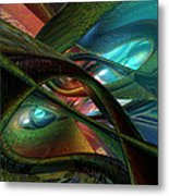 Colorfast Picasso Fx  Metal Print