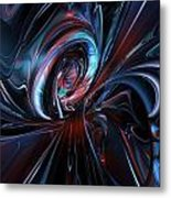 Colorfast Remaster Fx  Metal Print
