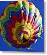 Colorful Balloon Metal Print