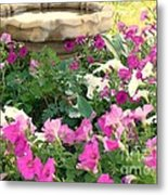 Colorful Summer Day Metal Print