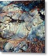 Colorfull Rocks Metal Print