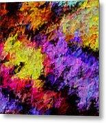Colorosity Metal Print