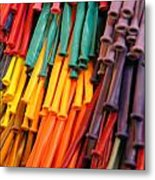 Colors For All Ages Metal Print