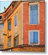 Colors In Provence Metal Print