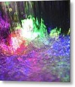 Colors Of The Rainbow  Metal Print