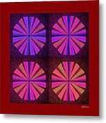 Colors Of The Windmill Metal Print