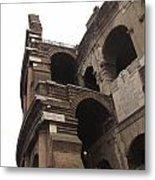 Coloseum Rome Metal Print