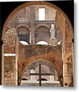 Colosseum 2 Metal Print