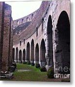 Colosseum Vomitorium Metal Print