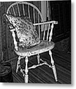 Come And Sit A Spell Metal Print