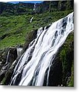 Comeragh Mountains, County Waterford Metal Print