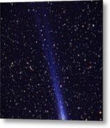 Comet Hyakutake Metal Print