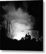 Coming Out Of The Darkness Metal Print by Eleigh Koonce