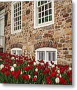 Conference House In Tottenville Metal Print