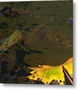 Conferring With The Yellow Metal Print