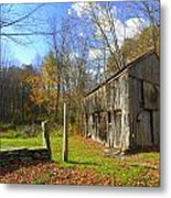 Connecticut Back In Time  Metal Print