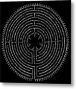 Consciousness Metal Print by Fine Art  Photography