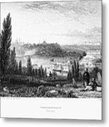 Constantinople, 1833 Metal Print by Granger