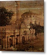 Constantinople Metal Print