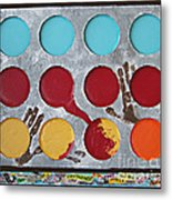 Containment - 2012 Metal Print