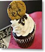 Cookie Metal Print