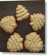 Cookie Treat For You Metal Print