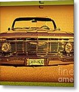 Cool Impala Metal Print