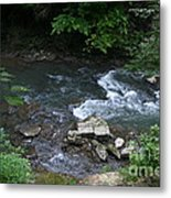 Cool In The Summer Metal Print