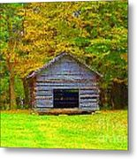 Cool Springs Church Metal Print