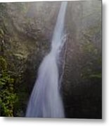 Copper Creek Falls Metal Print