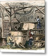 Coppersmiths, C1865 Metal Print