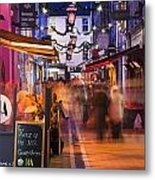 Cork, County Cork, Ireland A City Metal Print by Peter Zoeller