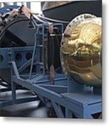 Corona Spy Satellite Metal Print
