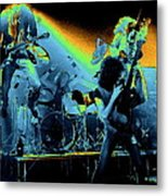 Cosmic Derringer Electrify Spokane 2 Metal Print