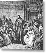 Council Of Constance, 1414 Metal Print by Granger