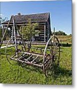 Country Classic Metal Print